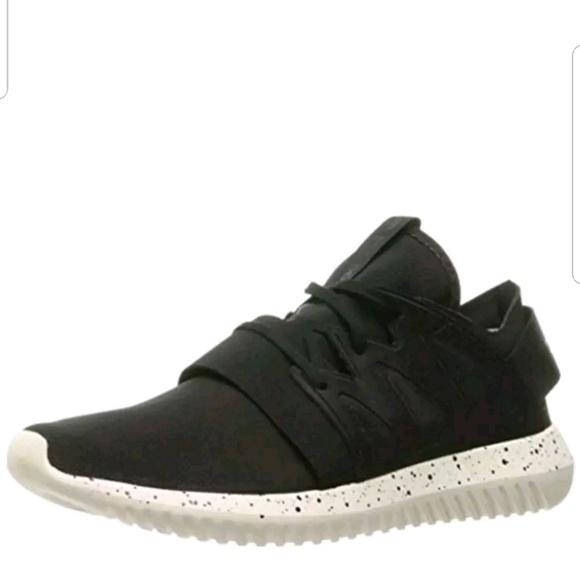 adidas tubular viral black